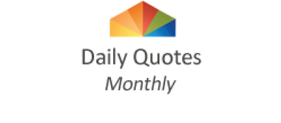 Daily Quotes - Monthly