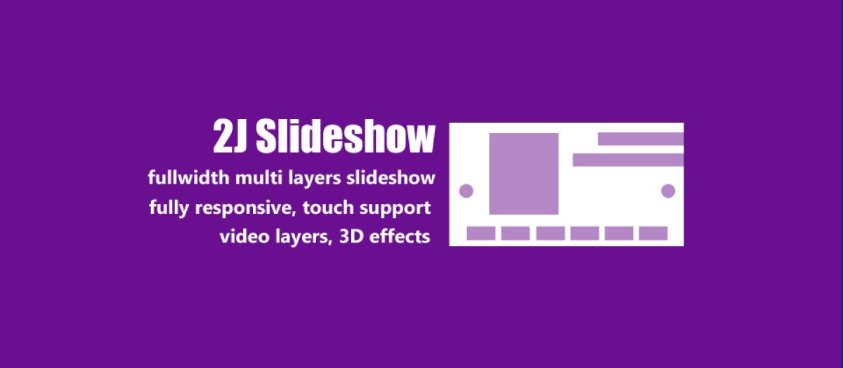 2J Slideshow, by 2JoomlaNet - Joomla Extension Directory