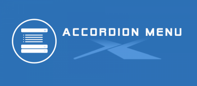 JUX Accordion Menu