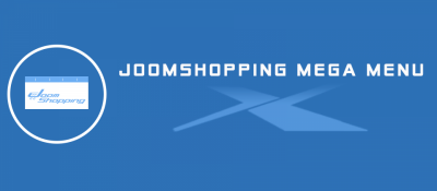 JUX Mega Menu for JoomShopping