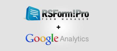 Google Analytics for RSForm! Pro