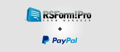 PayPal for RSForm! Pro