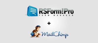 MailChimp for RSForm! Pro