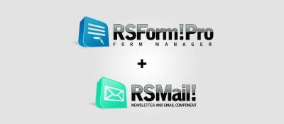 RSMail! Integration for RSForm! Pro