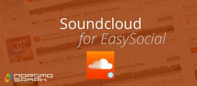 My Soundcloud for EasySocial