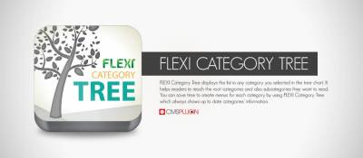 FLEXI Category Tree