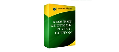 Request Quote or flying button