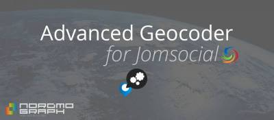 Advanced Geocoder for Jomsocial