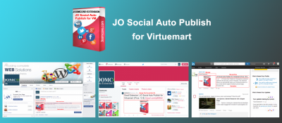 JO Social Auto Publish for Virtuemart