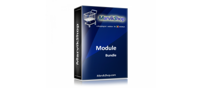 MarvikShop bundle