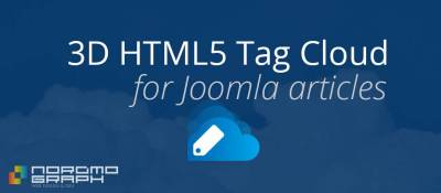 3D HTML5 Cumulus Tag Cloud