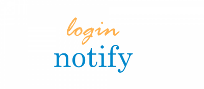 Login Notify