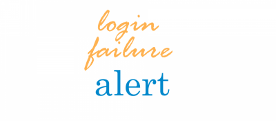 Login Failure Alert