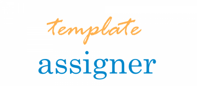 Template Assigner