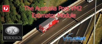 VM AusPost Shipping Estimator for VirtueMart