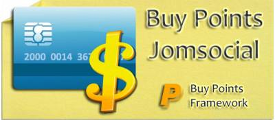Buy Points for Jomsocial