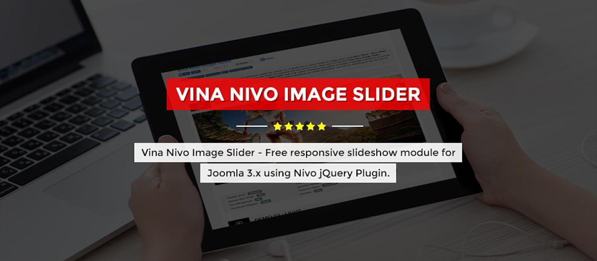 Vina Nivo Image Slider, by VinaGecko com - Joomla Extension Directory