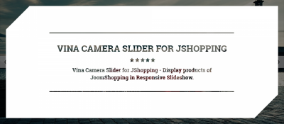 Vina Camera Slider for JShopping