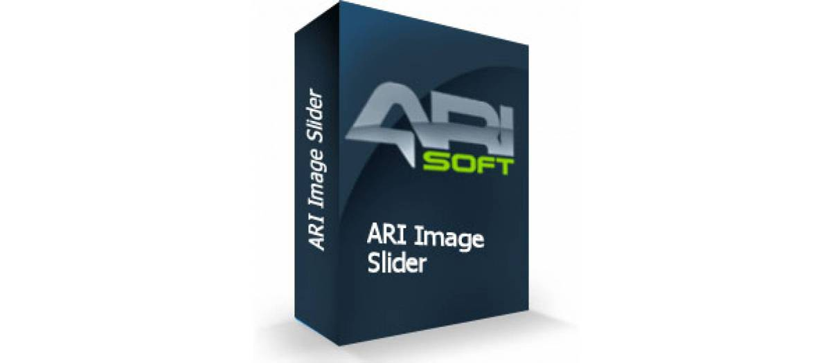 ARI Image Slider, by ari-soft com - Joomla Extension Directory