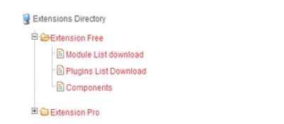 Joomla! Extensions Directory
