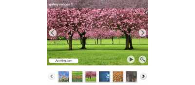 joombig gallery slider light
