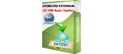 JO VM Auto Twitter for Virtuemart