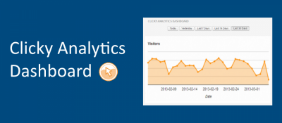 Clicky Analytics Dashboard