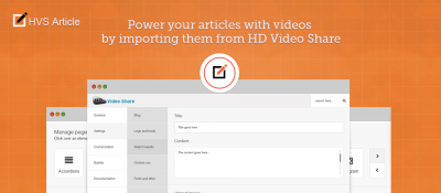 HVS Article for HDVideoShare