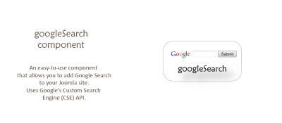 googleSearch (CSE) component