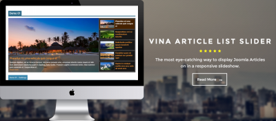 Vina Article List Slider