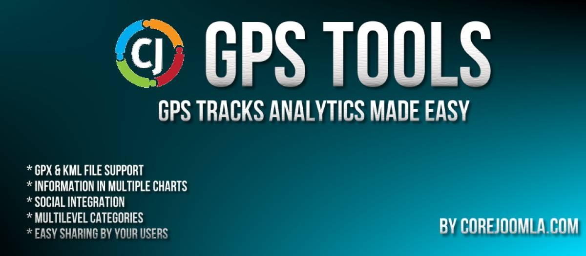 GPS Tools, by corejoomla com - Joomla Extension Directory