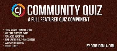 Community Surveys, by corejoomla com - Joomla Extension