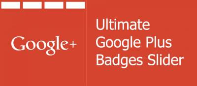 Ultimate Google Plus Badges Slider
