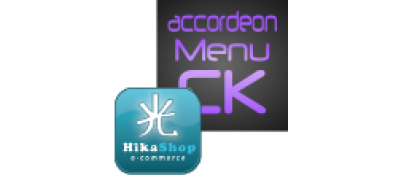 Accordeon CK for Hikashop