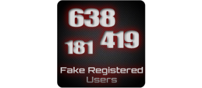 JJ Fake Registered Users