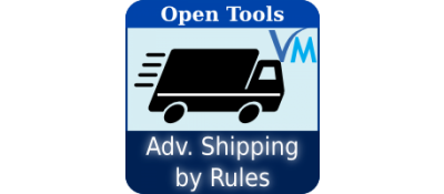 Advanced Shipping by Rules for VirtueMart
