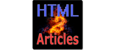 HTML 2 Articles