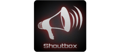JJ Ajax Shoutbox