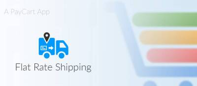 Flat Rate Shipping for PayCart