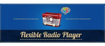 Flexible Radio Player