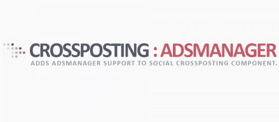 AdsManager Support for Social Crossposting