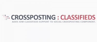 Jom Classifieds Support for Social Crossposting