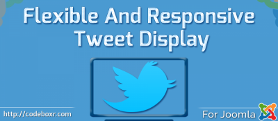 Flexible And Responsive Tweet Display