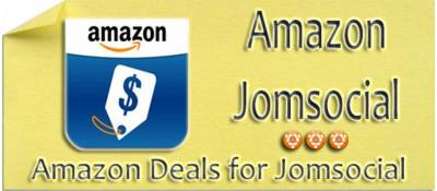 Amazon for Jomsocial