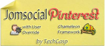 Pinterest for Jomsocial