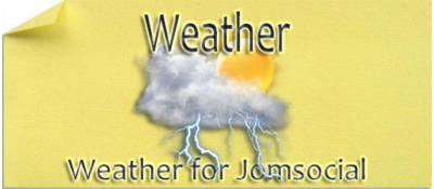 Weather for Jomsocial