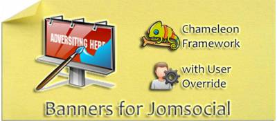 Banners for Jomsocial