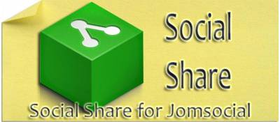 Social Share for Jomsocial