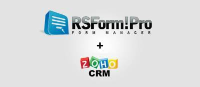 ZohoCRM for RSForm! Pro