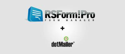 dotmailer for RSForm! Pro